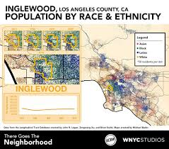 map of inglewood california this is a black neighborhood you aren t black there goes the