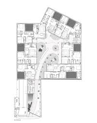 floor plan for the 1st floor of the spees building chabot space