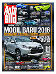 mitsubishi indonesia 2016 auto bild magazine ed 335 february 2016 scoop