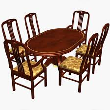 dining chairs wood table