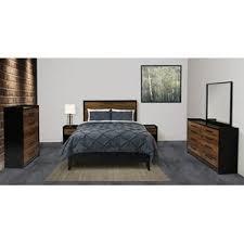 Bed And Nightstand Set Black Bedroom Sets You U0027ll Love Wayfair