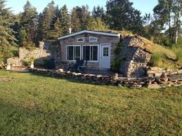 berm house how to build an underground off grid virtually indestructible
