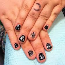 29 fall acrylic nail art designs ideas design trends premium