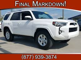 used 2016 toyota 4runner for sale sebring fl jtebu5jr9g5303343