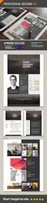 graphic resume templates 362 best resumes images on pinterest resume templates resume resume cv template psd indd design download http graphicriver