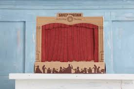 create a theatre in a box by crafts4kids notonthehighstreet com
