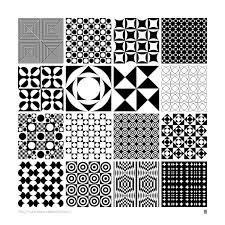 Black And White Designs Pattern Design Black And White