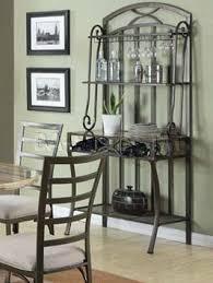 Bakers Wine Racks Furniture 27 Best Decorative Baker U0027s Racks Images On Pinterest Bakers Rack