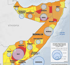 Map Of Somalia Somalia What Happens When Political And Humanitarian Goals