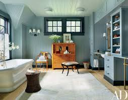 beadboard bathroom ideas 12 glamorous gray bathroom ideas photos architectural digest
