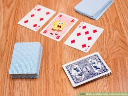 make your own card 3 ways to make your own card wikihow