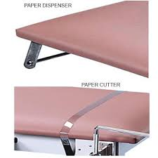Paper Table L Hausmann Paper Dispenser And Cutter Combo Set Accessories