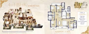 5 bedroom apartment floor plans ats casa espana mohali ats mohali casa espana ats luxury