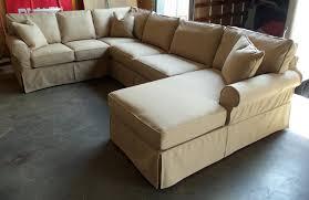 Slipcovered Sectional Sofa by Barnett Furniture Rowe Furniture Masquerade Slipcover Sectional