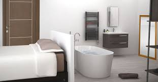 salle de bain dans une chambre salle de bain dans chambre