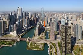 Map River North Chicago by Streeterville U0027s Best Apartments U2013 Views U2013 Yochicago