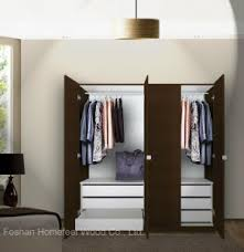 china bedroom wardrobe cabinet design for home hf ey0904 china