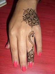 henna designs for hand feet arabic beginners kids men flower