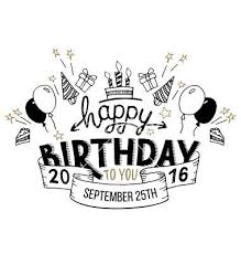 best 25 happy birthday font ideas on pinterest calligraphy