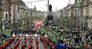 where is st patrick u0027s day celebrated