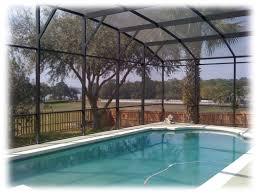 clermont pool enclosures groveland pool enclosures minneola