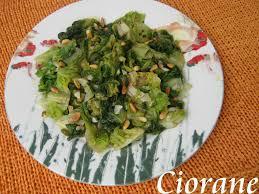 salade verte cuite recette cuisine salade cuite marinée la cuisine de quat sous