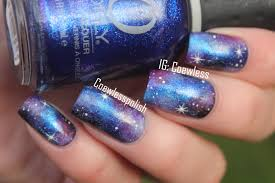 nail art 49 exceptional galaxy nail art images inspirations y8