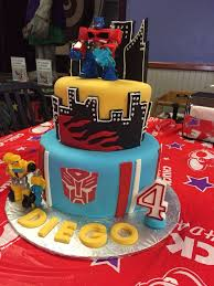 transformers cake topper itsdelicious inspirational transformers rescue bots birthday cake a birthday