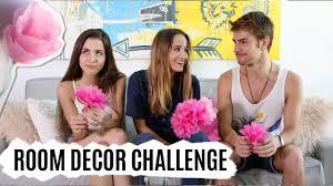 Challenge Para Que Sirve Room Decor Challenge Diy Cortina De Flores