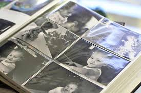photo album page inserts tips for creating simple and timeless photo albums