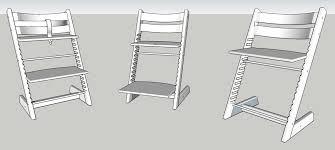 baby kid chair stokke tripp trapp u2022 sketchucation u2022 1