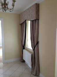 hard pelmet curtain covering electric box clares curtains