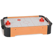 hockey time air hockey table chh 21 in mini air hockey table top game 9052s products