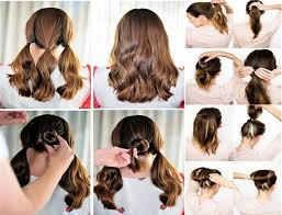 step by step hairstyles for long hair with bangs and curls step by step hairstyles for long thick hair abctechnology info