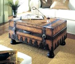 trunk coffee table diy trunk as coffee table s trunk coffee table diy migoals co