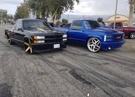 widebody chevy truck images tagged with socalobstrucks on instagram