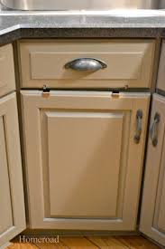 Undersink Cabinet Homeroad Under Sink Cabinet Organization