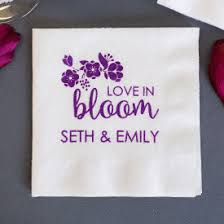 wedding napkins wedding napkins 250 wedding napkin designs to personalize