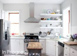 floating kitchen cabinets ikea chunky diy floating kitchen shelves on astounding ideas distressed