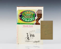 what colour paper did roald dahl write on charlie and the chocolate factory by roald dahl first edition charlie and the chocolate factory by roald dahl first edition knopf abebooks
