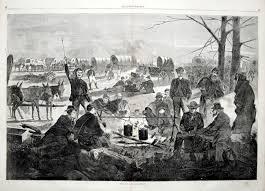 civil war thanksgiving winslow homer civil war pictures 1864