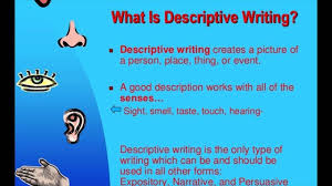 sample of descriptive essay about a place difference between analytical and descriptive youtube