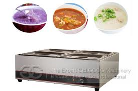 electric buffet food warmer bain marie with 4 pots ggh 4