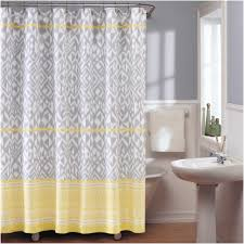 Grey And Yellow Shower Curtains Ikat Shower Curtain Grey Shower Curtains Ideas