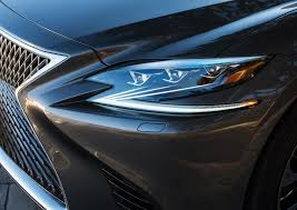 lexus ls hybrid 2018 price long awaited 2018 lexus ls sedan debuts in detroit autoguide com
