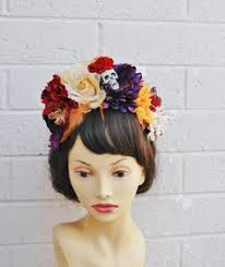 day of the dead headband this is now in my collection happy with it every dia