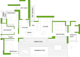 the 3 bedroom house plan u2013 houseplanshq