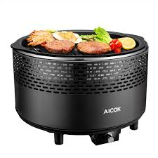 Patio Classic Charcoal Grill by Outdoor Grills Amazon Com