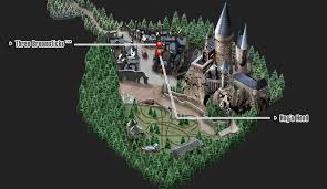 map usj the wizarding world of harry potter dining universal studios japan