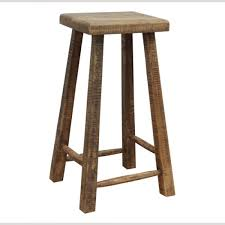 timber bar stools timber bar stool square rustic furniture
